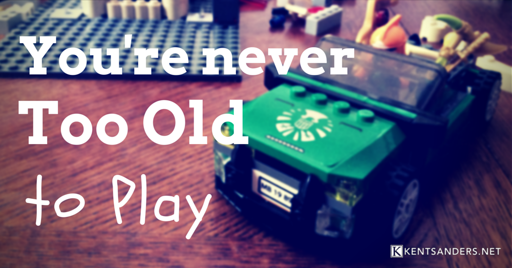 For old never toys too